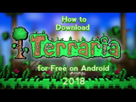 How to Download Terraria Full Version for free on Android