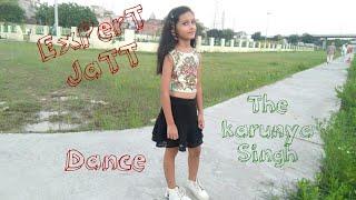 Expert jatt | Nawab | Cute Girl Dance | Bhangra mix Performance .