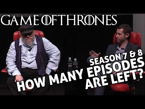 [Game of Thrones] How Many Episodes are Left? | HBO News | Game of Thrones Season 8 & Prequel