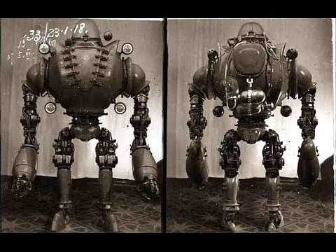 BIO ROBOTS | 5 SECRET SOVIET PROJECTS