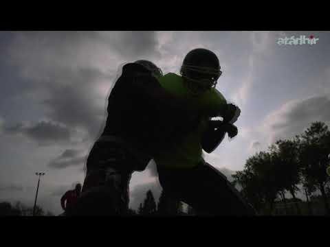 Fürgeség és brutalitás! Nagyatádon edzett a Kaposvári Hornets