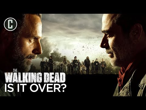 The Walking Dead: TV's Greatest Collapse