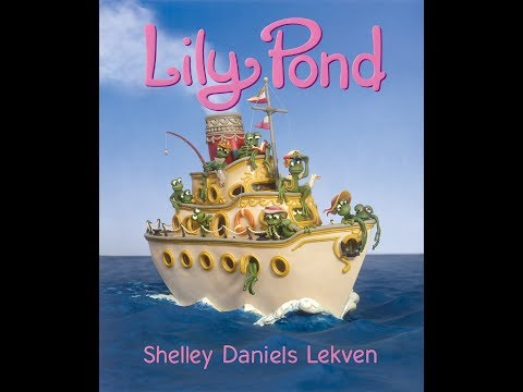 Lily Pond Book Trailer