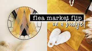 FLEA MARKET FLIP On A $30 Budget - Part 2    XO, MaCenna