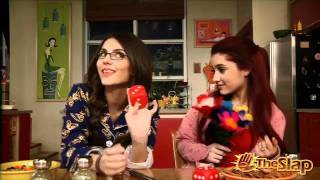 Виктория Джастис, The Funny Nugget Show - TheSlap.com