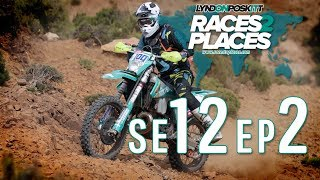 Races to Places SE12 EP02 - Roof of Africa - Adventure Motorcycling Documentary Ft. Lyndon Poskitt