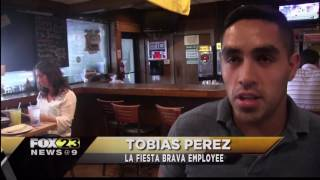 Local restaurant attracts hungry customers for Cinco De Mayo