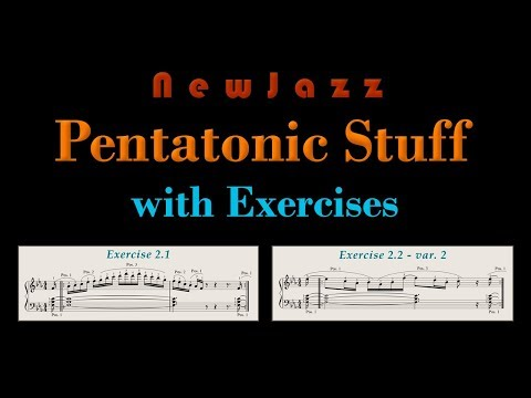 How to IMPROVISE JAZZ using the PENTATONIC SCALE - from basic to far-out