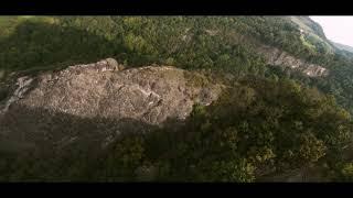 DJI FPV DRONE   dive