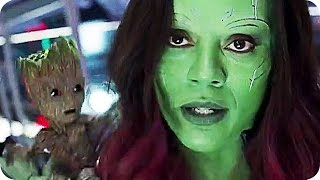 GUARDIANS OF THE GALAXY 2 Trailer 4 (2017)