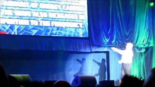 David Icke Live Wembley 2014 - raising your frequency