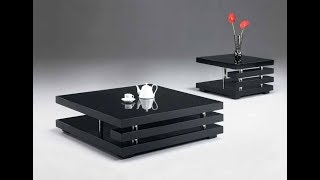 100 DIY Coffee Table Designs For Living Room, New Ideas 2019