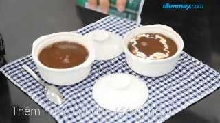 Cách nấu chè đậu đỏ nước dừa bằng nồi áp suất   Điện máy XANH