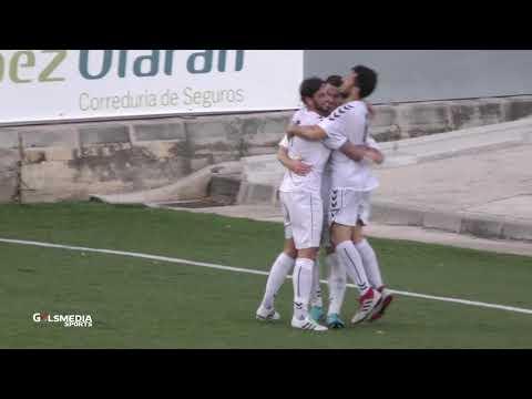 CD Olímpic de Xàtiva 4 - 0 UD Alzira 2018/2019