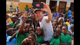 Африка | Потерянная серия  | Из Гвинея-Бисау в  Гвинея-Конакри