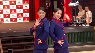 日本航空JAL グランドスタッフ(地上接客員) 歴代制服コレクション