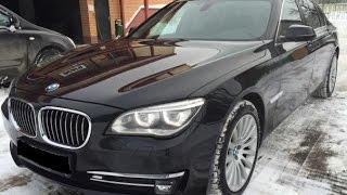 Покупка BMW 750. Обман покупателя в автосалоне