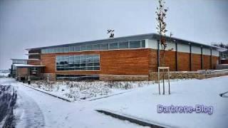 preview picture of video 'Saint-Yrieix City sous la neige, de jour'