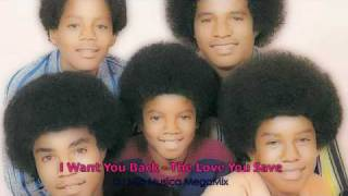 Jackson 5 / I Want You Back - The Love You Save  (DJ Mia Musica MegaMix)