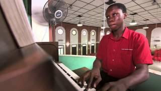 'Eventide' played by Stanley Osborn on a custom built Monarke hybrid organ.
