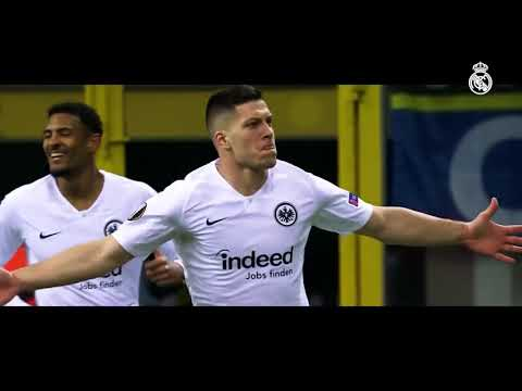 Luka Jović signs with real madrid ~ NEW REAL MADRID PLAYER! ~ Wearemadrid