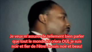 "Martin Luther King: \"" Mon rêve est devenu un cauchemar!\"""