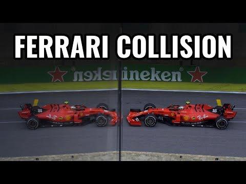 Ferrari clash explained | 2019 Brazilian GP Race Analysis | Nico Rosberg