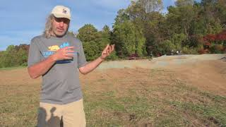 Opening day at Middle Run Pump Track Newark Delaware - October 28, 2017.