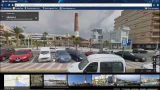 preview picture of video 'Evolución de la gasolinera de Adra'