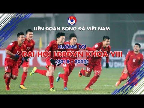 Công tác đào tạo bóng đá trẻ Việt Nam lên một tầm cao mới   VFF Channel