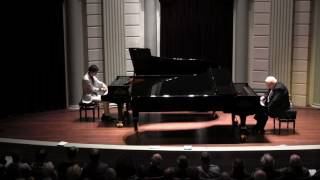 Liszt pianoconcerto nr 2 for two piano's Concertgebouw Amsterdam