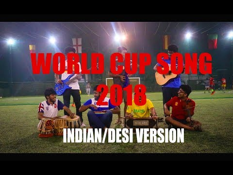World Cup Song Indian Version 2018 | WAKA WAKA Desi Cover | V Minor mp3