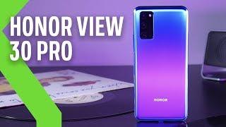 Honor View30 Pro, REVIEW: SIN servicios de GOOGLE pero con AUTONOMÍA y RENDIMIENTO espectacular