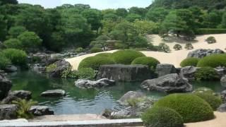 観光13年連続庭園日本一!足立美術館島根