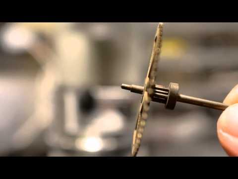 Rollimat Clock Pivot Polisher