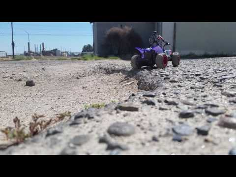 PXtoys 9602 RC Buggy Quad Drive Test!