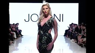 JOVANI LOS ANGELES Spring Summer 2018 Art Hearts Los Angeles - Fashion Channel