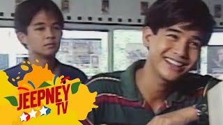 Gimik: Ricky at Jigs, excited makipag-date! | Throwbackserye