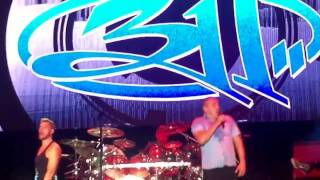 311 Feels So Good live at Pot Of Gold Music Festival 2017 Chandler Az