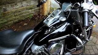 Harley Davidson shovelhead FLH Electra-Glide 1978 80 ci 1340cc