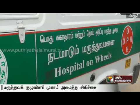 More-than-10-affected-by-viral-fever-in-Thiruvallur-district