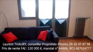 preview picture of video 'Appartement T4 à vendre à Saint Cyr sur Loire (37540)'
