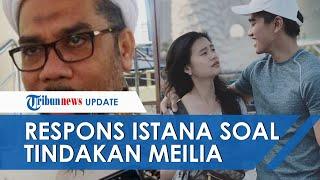 Respons Istana soal Nama Jokowi Diseret Meilia dalam Isu Putusnya Kaesang & Felicia: Kurang Elok