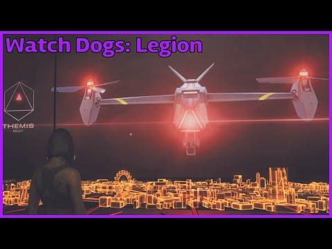 WD: Legion/Begone Themis/E10