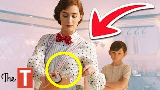 Mary Poppins Returns: Easter Eggs That Everyone Missed