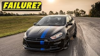 2013-2016 Dodge Dart - History, Major Flaws, & Why It Got Cancelled