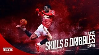 Top 100 SkillDribble Moves 20152016 |HD|