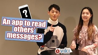 Traces of the Hand - Exclusive Interview With the Cast | Shin Jae Ha & Ryu Hwayoung [Eng Sub]