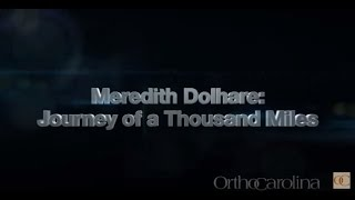 Patient Meredith Dolhare & Dr. Robert Anderson