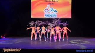 Зажигательные латинские танцы!